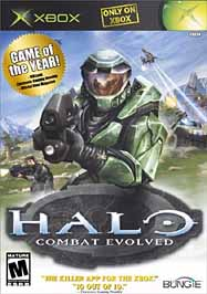 Halo: Combat Evolved - XBOX - Used