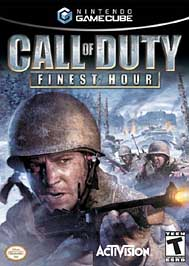 Call of Duty: Finest Hour - GameCube - Used