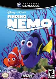 Finding Nemo - GameCube - Used