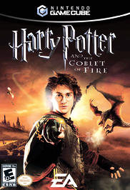 Harry Potter and the Goblet of Fire - GameCube - Used