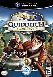 Harry Potter: Quidditch World Cup - GameCube - Used