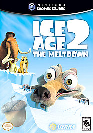 Ice Age 2: The Meltdown - GameCube - Used