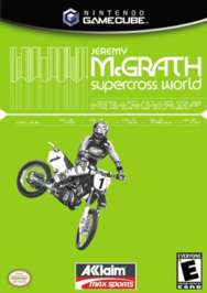 Jeremy McGrath Supercross World - GameCube - Used