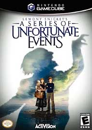 Lemony Snicket's A Series of Unfortunate Events - GameCube - Used
