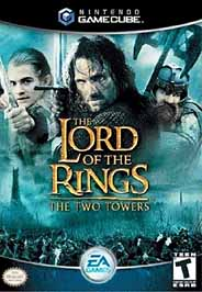 Lord of the Rings: The Two Towers - GameCube - Used