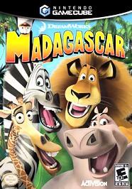 Madagascar - GameCube - Used