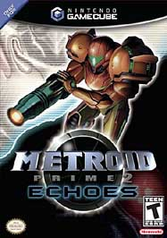 Metroid Prime 2 Echoes - GameCube - Used