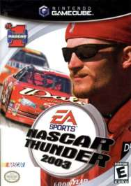 NASCAR Thunder 2003 - GameCube - Used