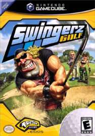 Swingerz Golf - GameCube - Used