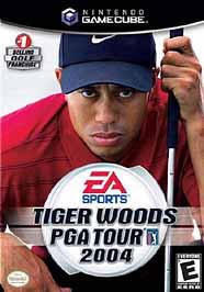 Tiger Woods PGA Tour 2004 - GameCube - Used