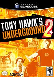 Tony Hawk's Underground 2 - GameCube - Used