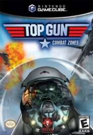 Top Gun: Combat Zones - GameCube - Used