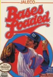 Bases Loaded - NES - Used