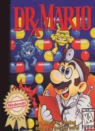 Dr. Mario - NES - Used