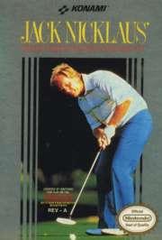 Jack Nicklaus Golf - NES - Used