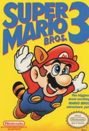 Super Mario Bros. 3 - NES - Used