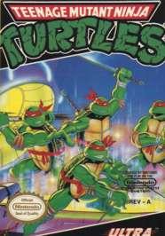 Teenage Mutant Ninja Turtles - NES - Used