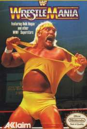WWF Wrestlemania - NES - Used