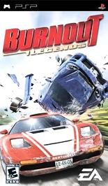 Burnout Legends - PSP - Used
