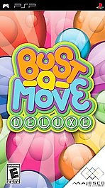 Bust-A-Move Deluxe - PSP - Used