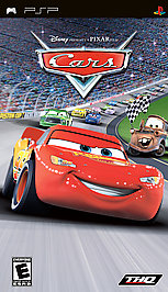 Cars - PSP - Used