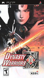 Dynasty Warriors - PSP - Used