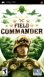 Field Commander - PSP - Used
