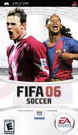 FIFA Soccer 06 - PSP - Used