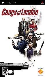 Gangs of London - PSP - Used