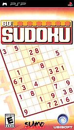 Go! Sudoku - PSP - Used