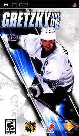 Gretzky NHL 06 - PSP - Used