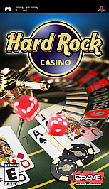 Hard Rock Casino - PSP - Used