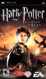 Harry Potter and the Goblet of Fire - PSP - Used
