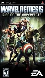 Marvel Nemesis: Rise of the Imperfects - PSP - Used