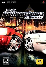 Midnight Club 3: DUB Edition - PSP - Used