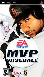 MVP Baseball - PSP - Used