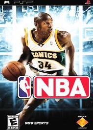 NBA - PSP - Used