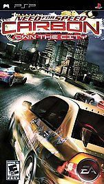 Need for Speed Carbon: Own the City - PSP - Used