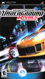 Need for Speed Underground Rivals - PSP - Used