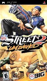 NFL Street 2: Unleashed - PSP - Used