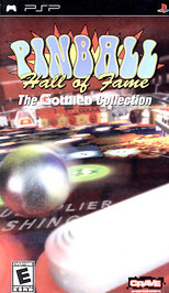 Pinball Hall of Fame - PSP - Used