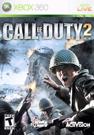Call of Duty 2 - XBOX 360 - Used