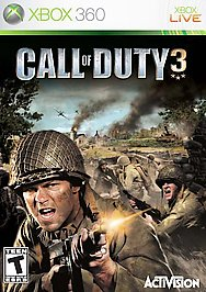 Call of Duty 3 - XBOX 360 - Used