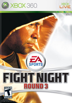 Fight Night Round 3 - XBOX 360 - Used