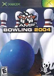 AMF Bowling 2004 - XBOX - New