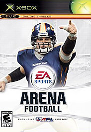 Arena Football - XBOX - New