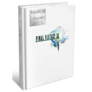 Final Fantasy XIII: The Complete Official Guide Collector's Edition - New