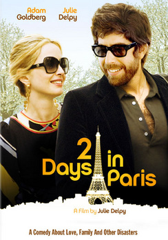 2 Days In Paris - Widescreen - DVD - Used