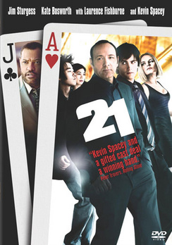 21 - DVD - Used