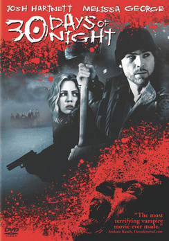 30 Days of Night - Widescreen - DVD - Used